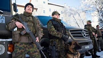 مجوز پوشیدن لباس زیر زنانه به سربازان زن ارتش سوئیس
