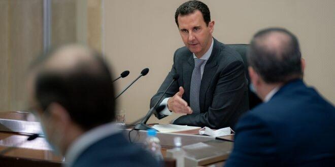 آغاز روند عادیسازی روابط سوریه و عربستان بعد از عید فطر
