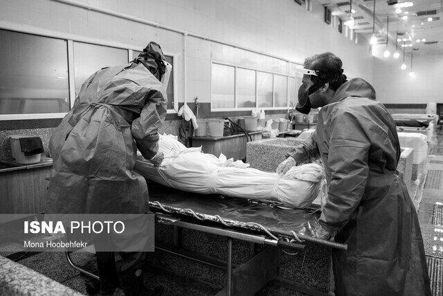 ثبت ۶مورد فوتی در استان البرز طی ۲۴ساعت گذشته | مجموع فوتیهای کرونا در البرز به ۲۸۸۰نفر رسید