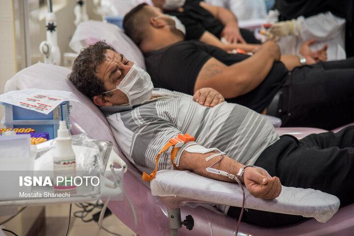 راه اندازی سامانه اعلام وضعیت موجودی خون کشور