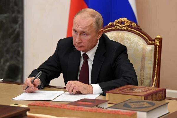 اعلام آمادگی پوتین برای ترمیم رابطه با اتحادیه اروپا