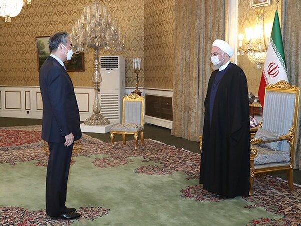 سند همکاری ایران و چین زنگهای خطر را در ریاض به صدا درآورده است