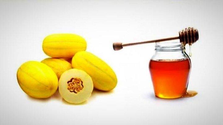 علت مضر بودن مصرف همزمان خربزه و عسل چیست؟ | درمان دل درد بعد از خوردن خربزه و عسل