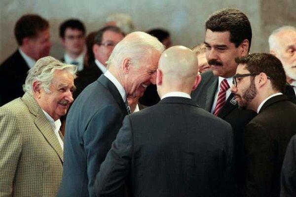 بایدن بخشی از تحریمهای ترامپ علیه ونزوئلا را لغو کرد
