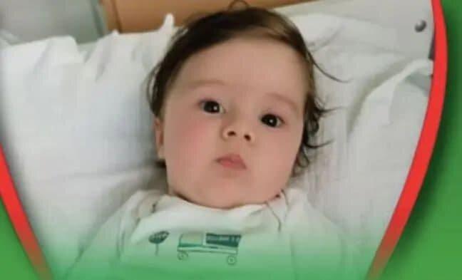 حراج بازوبند معروف رونالدو برای معالجه کودک 6 ماهه