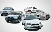 قیمت خودروهای ایران خودرو و سایپا در ۱۲ فروردین ۱۴۰۰