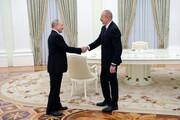 گفتوگوی تلفنی ولادیمیر پوتین با رییس جمهور آذربایجان
