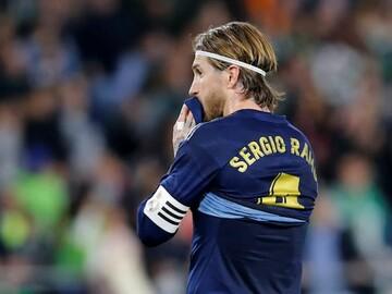 احتمال دوری یکماهه کاپیتان رئال مادرید از میادین به دلیل مصدومیت