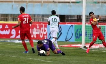 تساوی آلومینیوم اراک با فولاد خوزستان در نخستین بازی سال