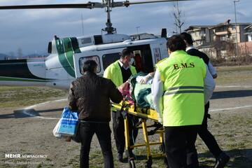 مرگ دو مرد رودسری به دلیل انفجار گاز