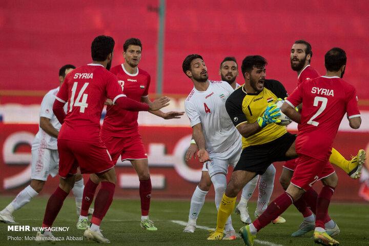 راز موفقیت ایران برابر سوریه، همدلی و یکپارچگی بازیکنان بود / این تیم میتواند با آمادگی بالا از لحاظ روحی و روانی و انجام کارهای تاکتیکی، به جامجهانی صعود کند