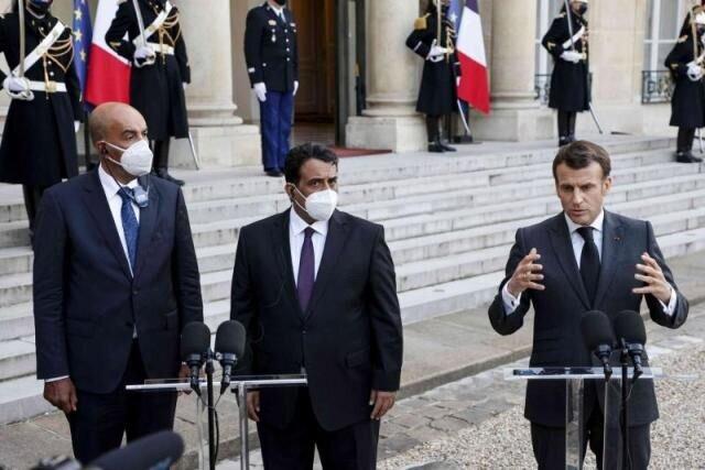 مکرون در فرانسه قرنطینه سراسری اعلام کرد