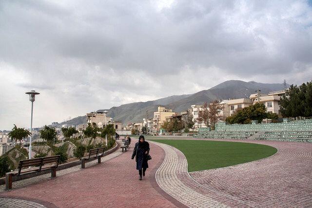 وزش باد کیفیت هوای تهران را مطلوب کرد