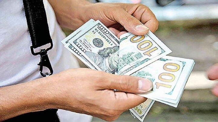 دلار ثابت ماند / هر اسکناس ۲۵ هزار و ۲۰۵ تومان