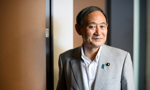 به تعویق افتادن سفر نخستوزیر ژاپن به آمریکا