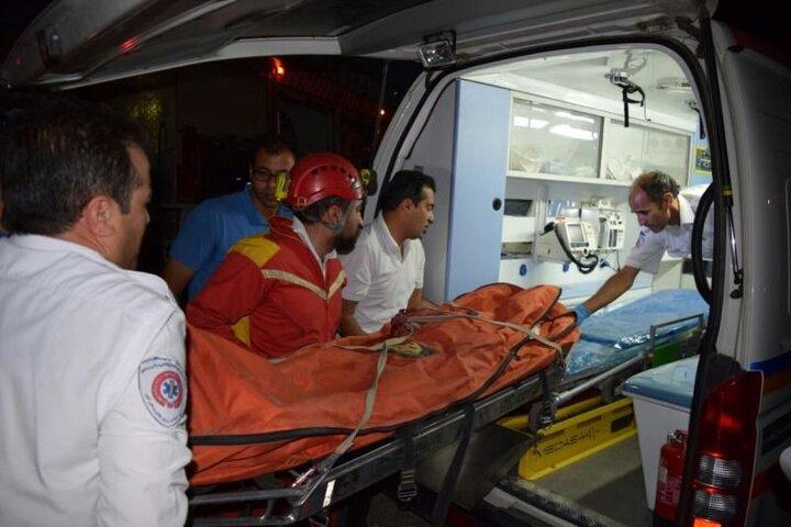 تصادفات رانندگی در جاده هراز و فیروزکوه ۵۰ درصد افزایش یافت