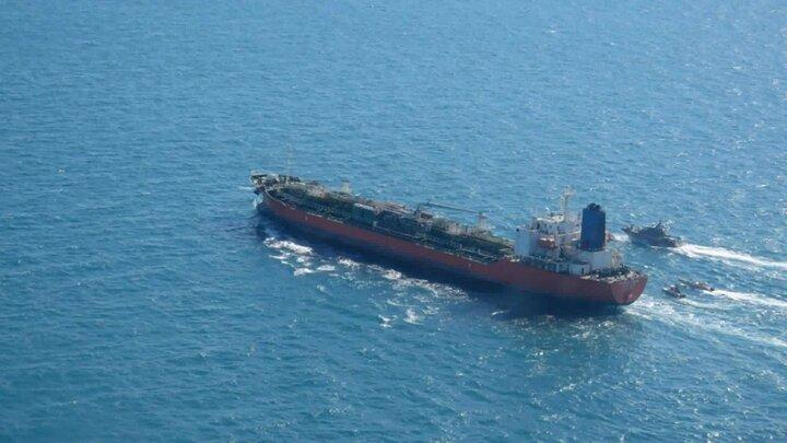 احتمال آزاد شدن نفتکش توقیف شده کره جنوبی از سوی ایران