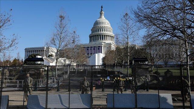 وقوع تیراندازی مقابل ساختمان کنگره آمریکا / ساختمان کنگره بسته شد