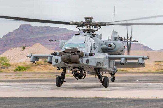 بالگرد «آپاچی AH-64E»