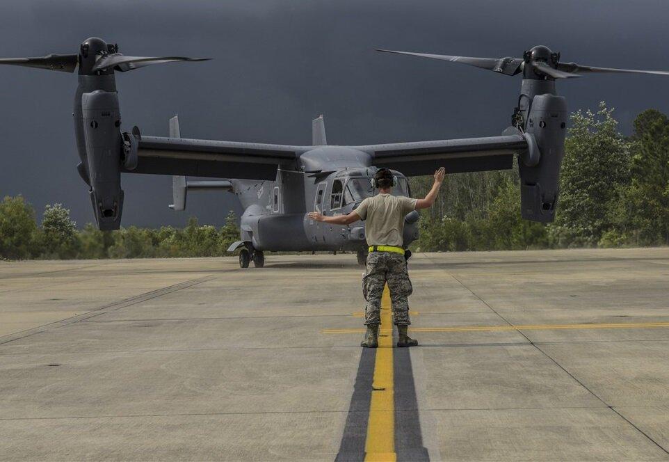 بالگرد «V-22 Osprey»