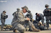 آزار جنسی ۲۲ مرد نظامی به یک زن در ارتش آمریکا