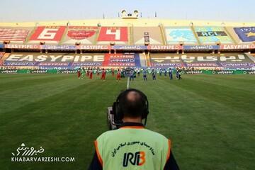 ممنوعیت ورود خبرنگاران به ورزشگاه آزادی