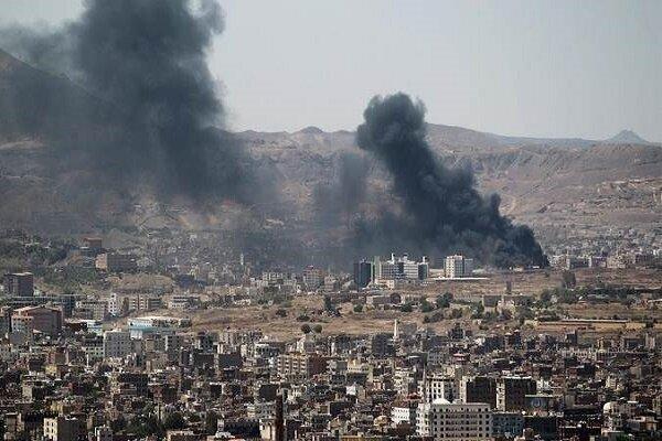 بمباران جنوب «مأرب» از سوی جنگندههای عربستان
