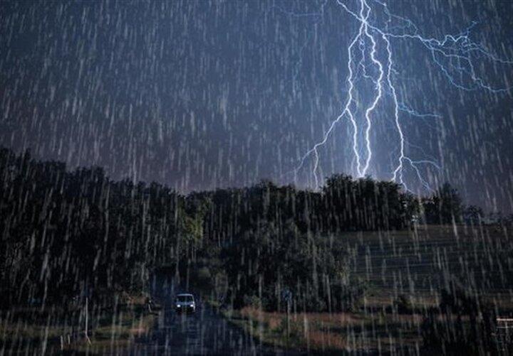 گزارش آب و هوا ۱۴ فرودین ۱۴۰۰/ امروز کدام استانها بارانی میشوند؟