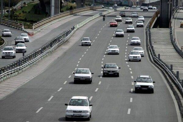 آخرین وضعیت ترافیکی جادههای کشور بعد از تعطیلات