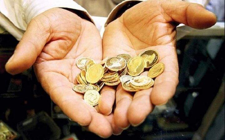 قیمت انواع سکه و طلا ۱۴ فروردین ۱۴۰۰/ جدول
