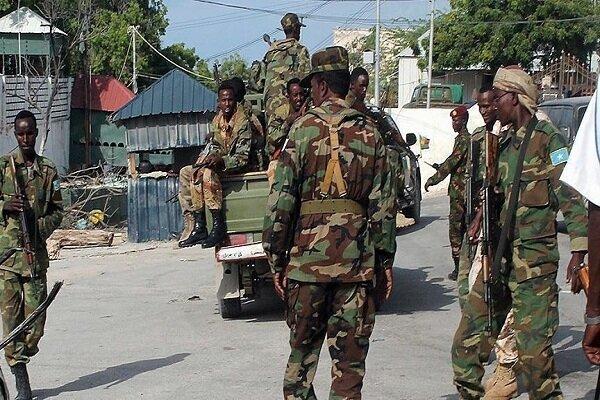 کشته شدن ۴۵ تروریست الشباب در درگیری با ارتش سومالی