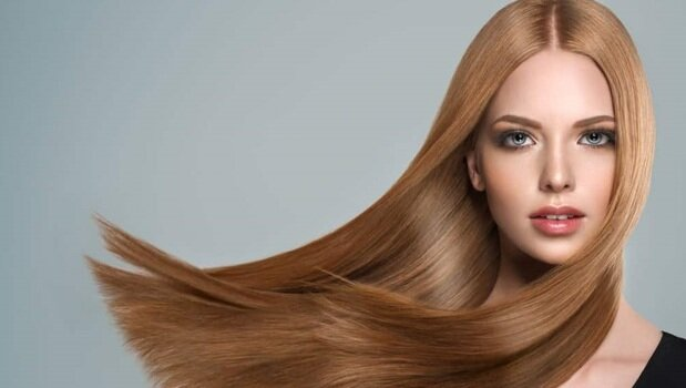 روش بیخطر صاف کردن موی سر در خانه