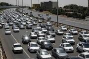 آمار ترددهای جادهای در نوروز ۱۴۰۰ اعلام شد