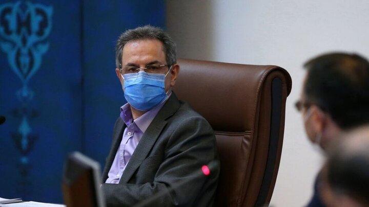 آخرین آمار بستریهای کرونا در بیمارستانهای تهران