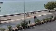 تنبیه جالب شهروندان بدون ماسک هندی توسط پلیس / فیلم