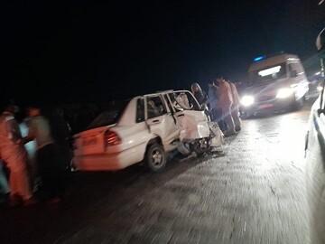 حادثه هولناک در اهواز/ ۴ عضو یک خانواده جان باختند
