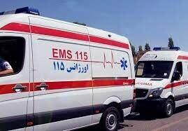 ۲۵ کشته و مصدوم در پی برخورد نیسان حامل اتباع بیگانه با تیربرق در رودبار