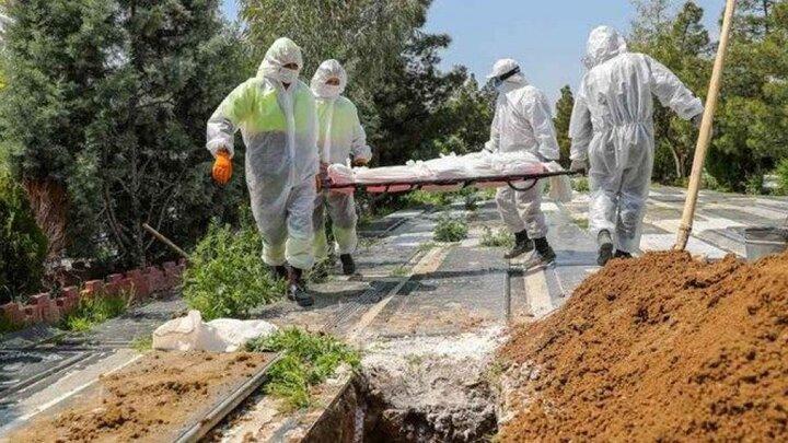 آمار مرگ با کرونا در تهران ۳ برابر شد