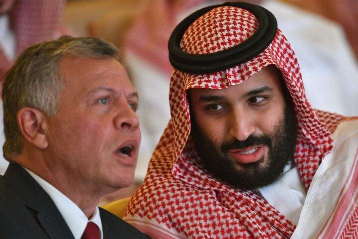 کودتا در اردن؛ پای محمد بنسلمان در میان است