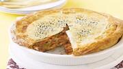 نحوه درست کردن باقلوای گوشت خوشمزه و لذیذ برای افطار ماه رمضان