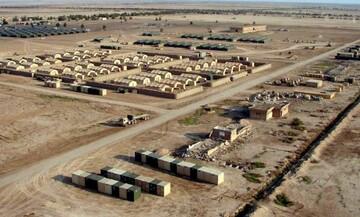 تخلیه بخشی از پایگاه نظامی عینالاسد از سوی ائتلاف آمریکایی