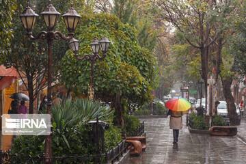 افزایش نسبی دما در بیشتر مناطق کشور/ زمان ورود سامانه بارشی جدید اعلام شد
