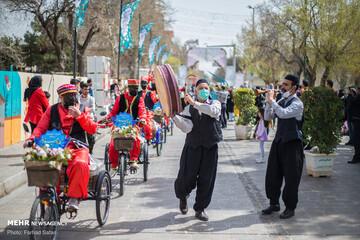 چرا سیاه کردن صورت حاجی فیروز در تهران ممنوع شد؟