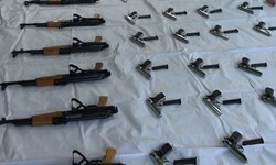 جزییات انهدام باند ورود سلاح به کشور