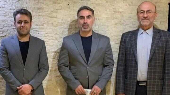 محمود فکری سرمربی تیم نفت مسجد سلیمان شد