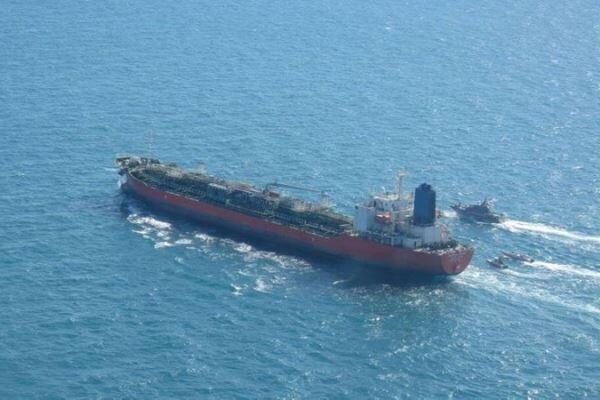 احتمال آزادشدن نفتکش توقیف شده کره جنوبی