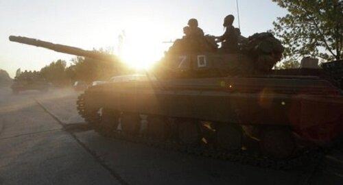 نگرانی آمریکا از تشدید اقدامات روسیه در شرق اوکراین
