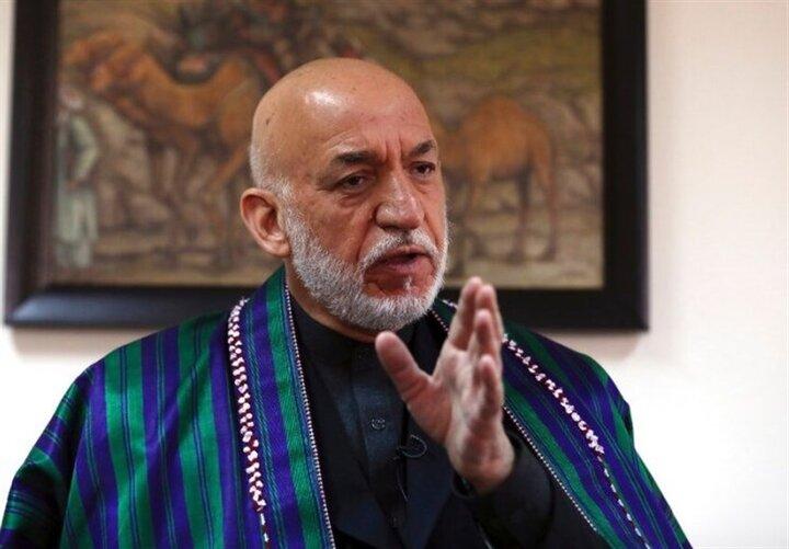 راه حل رئیس جمهور سابق افغانستان برای صلح با طالبان