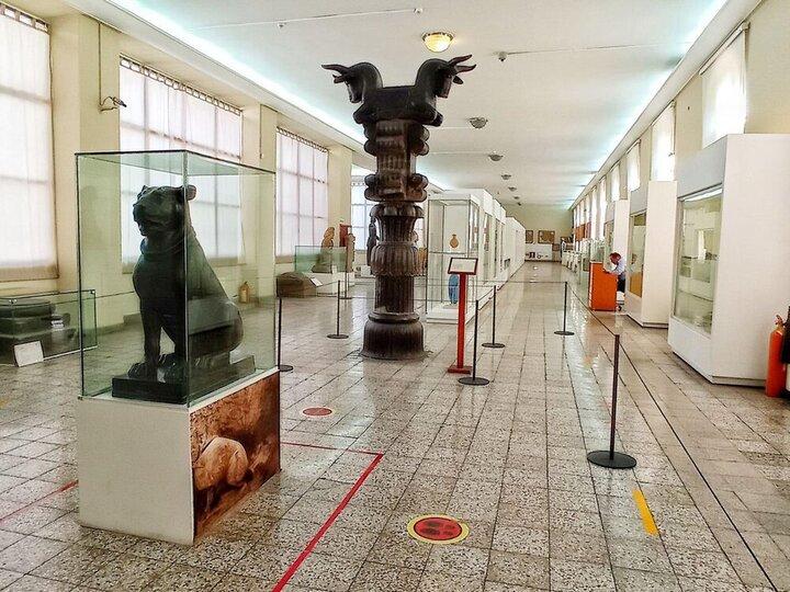 تعطیلی موزههای تهران از فردا