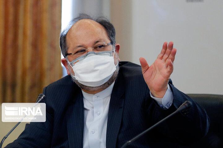 توییت وزیر کار در انتقاد از عدم تصویب لوایح مرتبط با FATF
